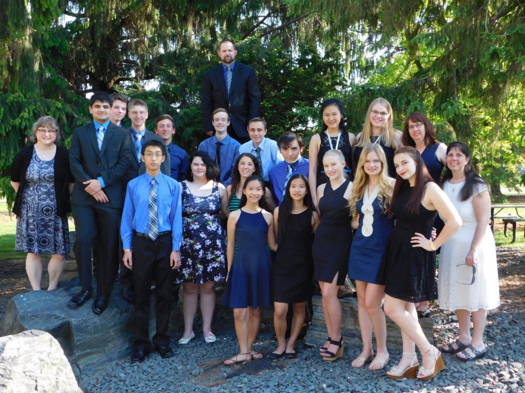 Columbia Science Olympiad team