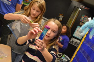 Red Mill STEM experiements