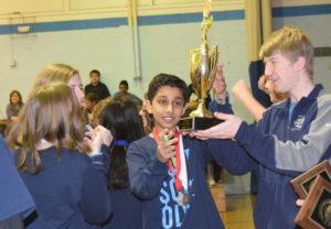 Goff wins regional trophy