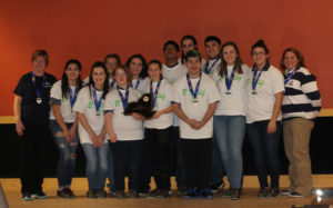 Columbia Unified Bowling team