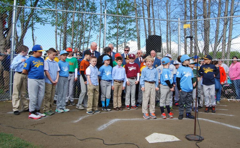 Bell Top Boy Choir at Twin Towns