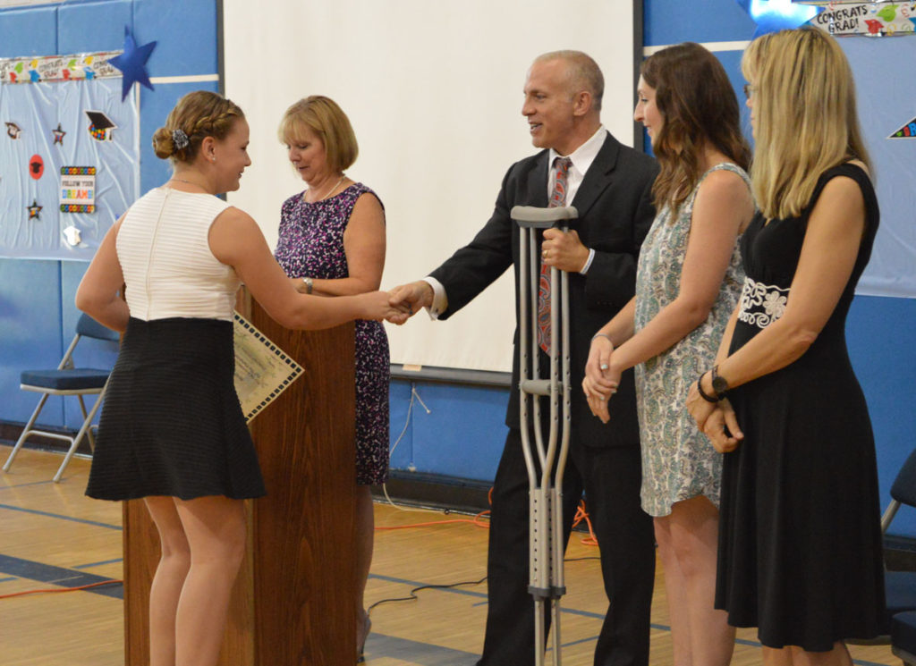 Bell Top Moving Up Ceremony 2016 1