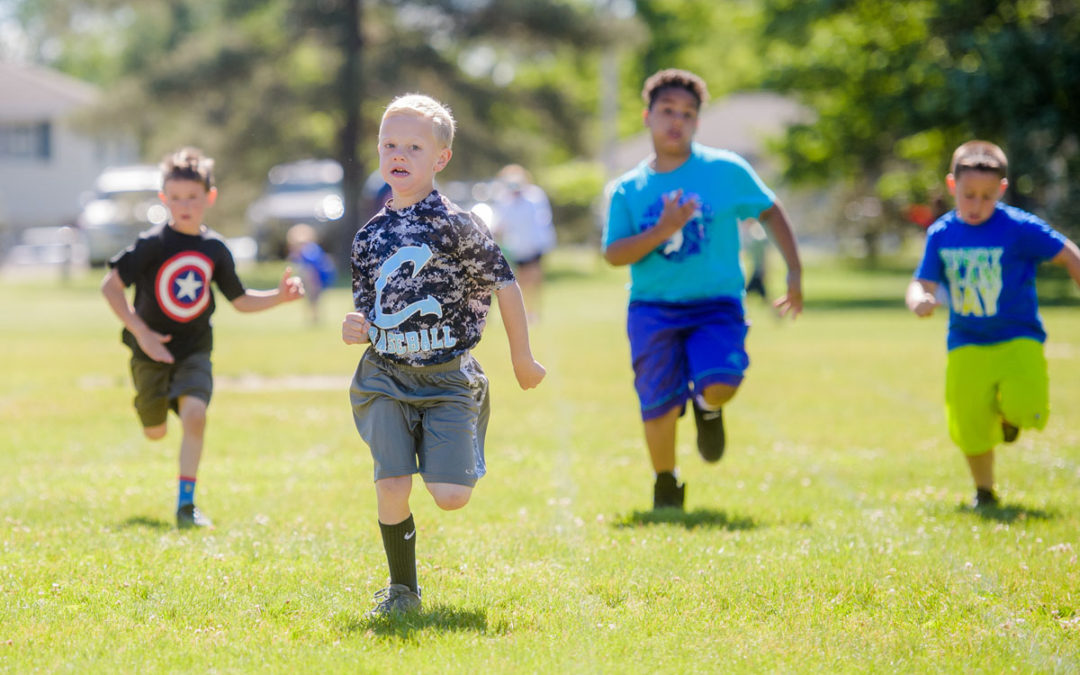 Columbia All Sports Club Community Race – May 21