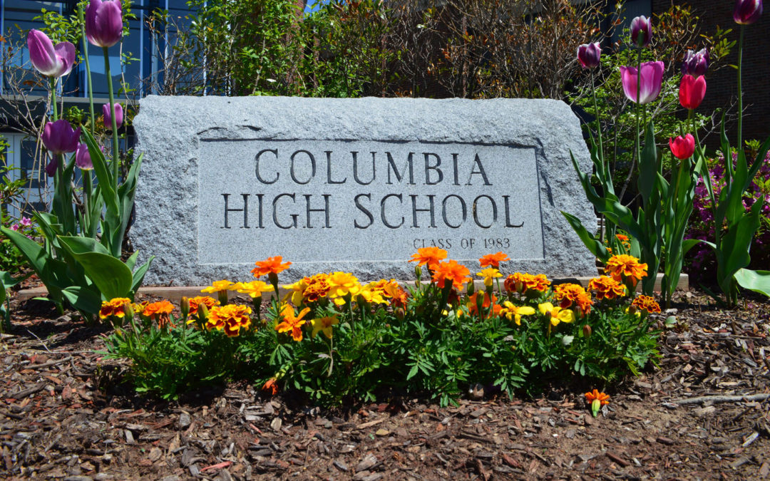 Columbia Principal's Newsletter – August 2019
