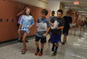 6th grade orientation 2015