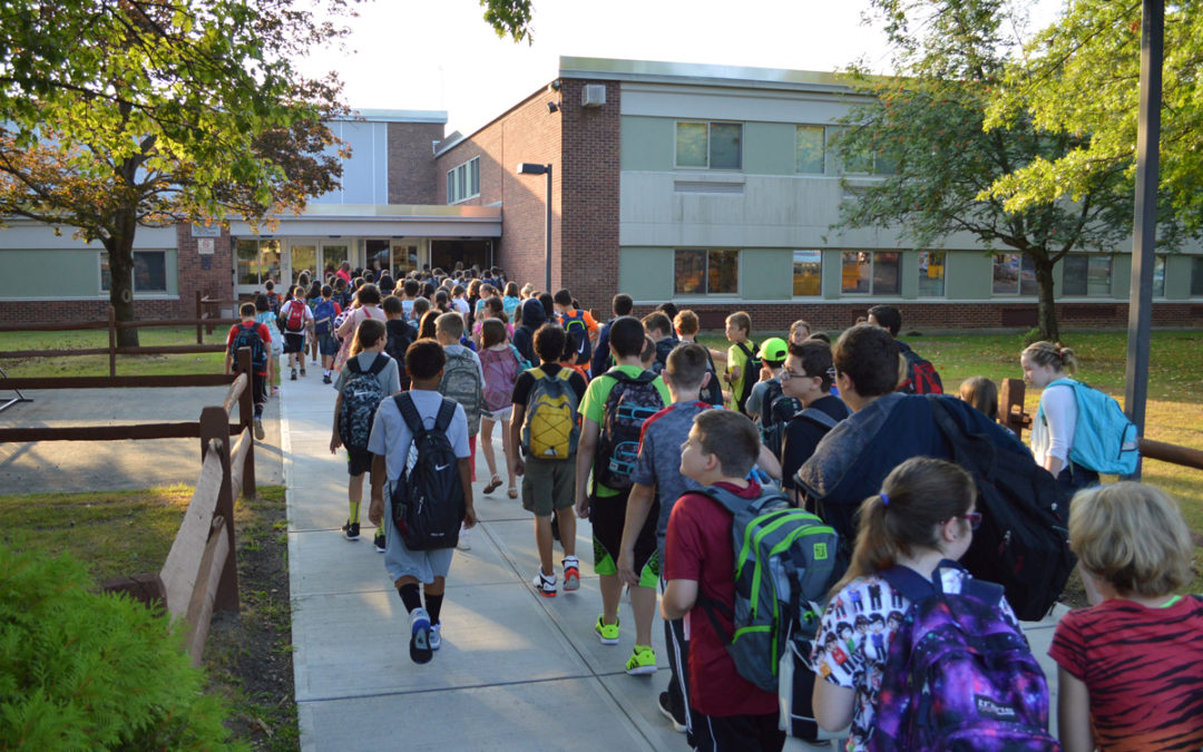 District Launches 'Attendance Matters' Campaign