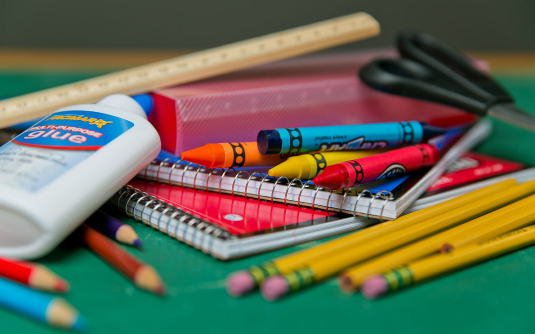 CoNSERNS-U Offering Free School Supplies for 2018-19
