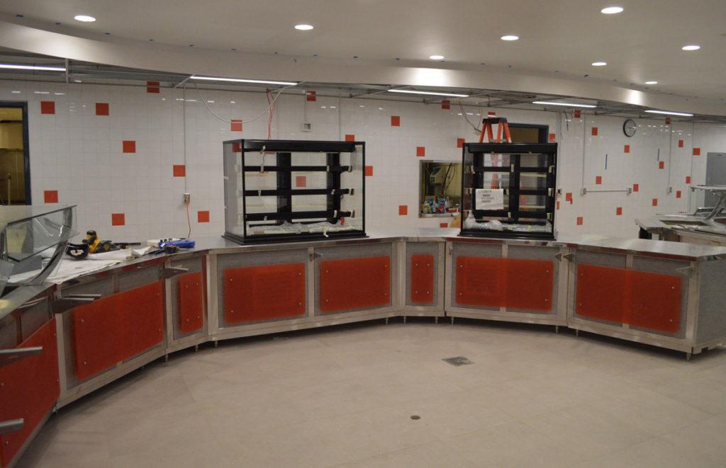 Columbia kitchen renovation