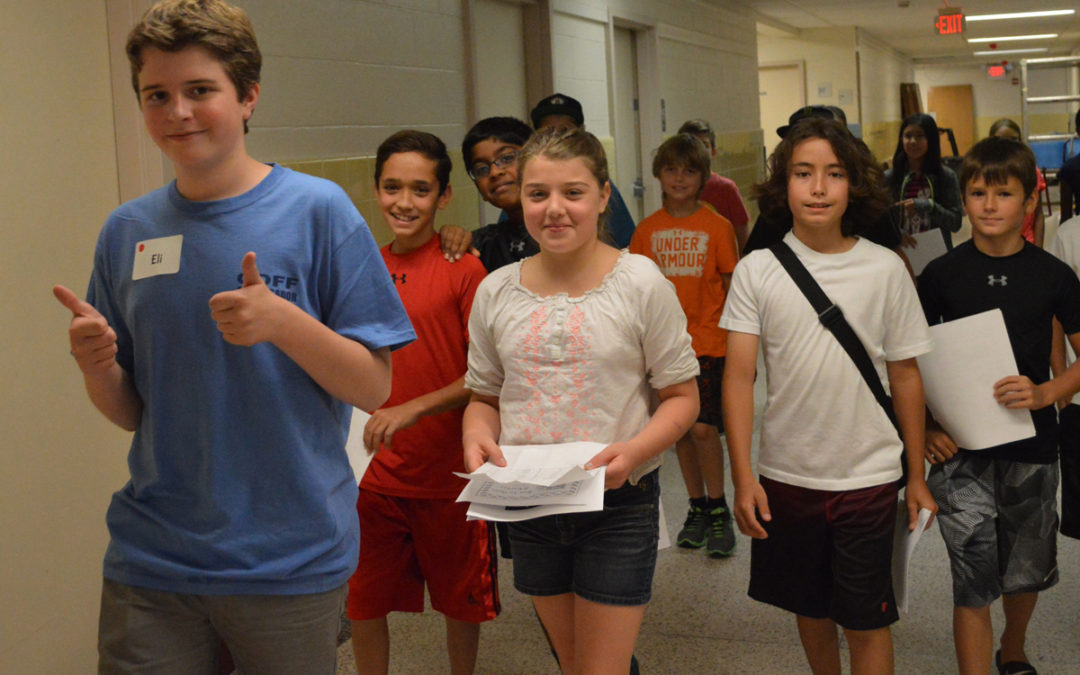 6th Grade and New Student Orientation – August 23