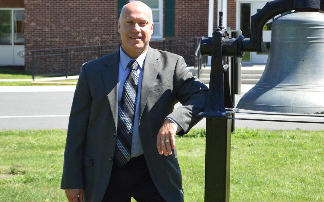 Bell Top Principal's Corner – April