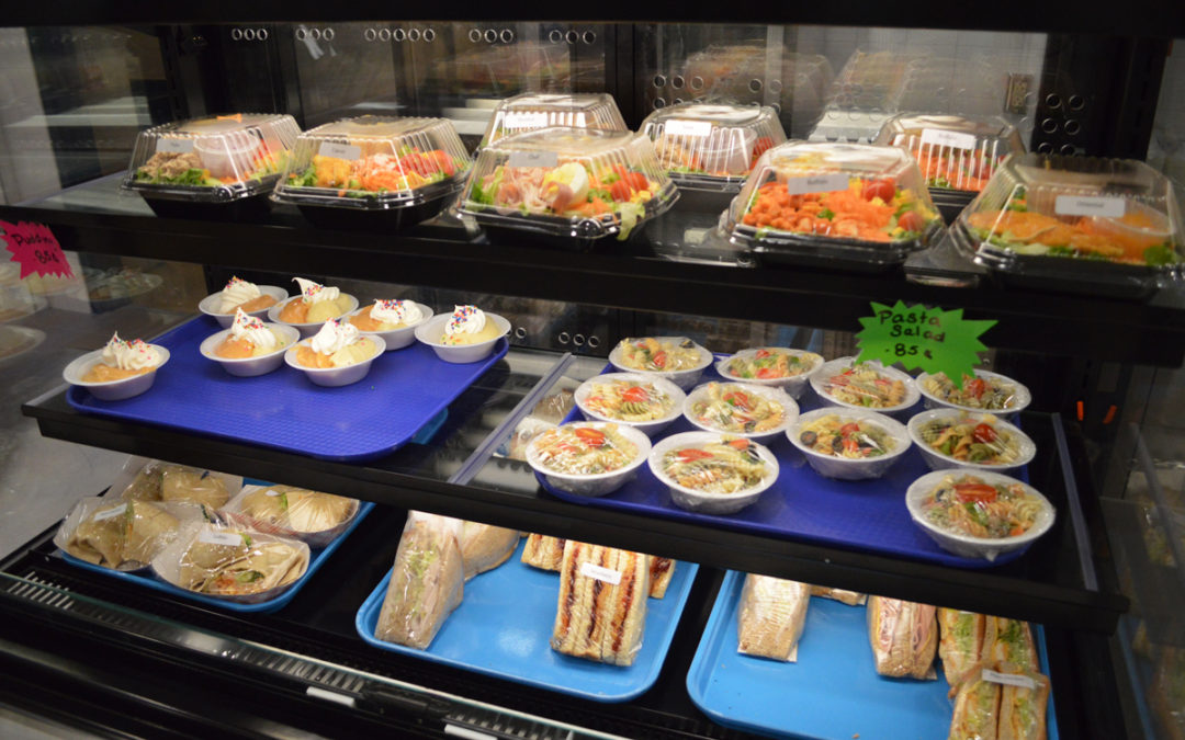 School Cafeterias Affected by Chain Supply Issues