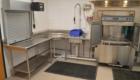 Dishwasher room