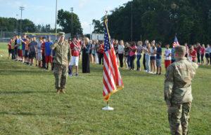 Goff 9-11 ceremony 3