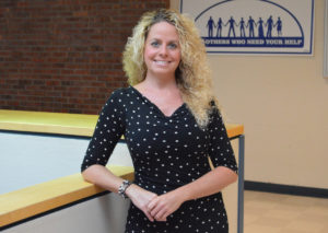 Sarah Hoffman will serve as an Interim Assistant Principal at Columbia High School this year.