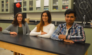 Science research students