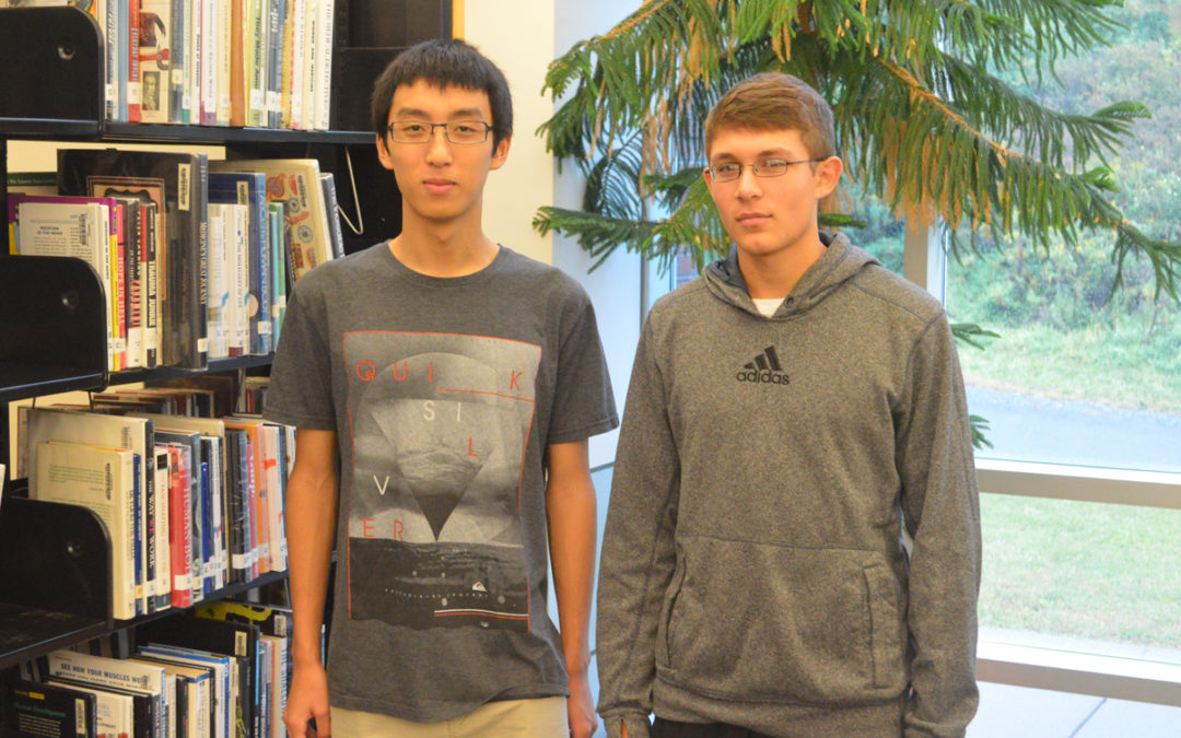 Two Columbia Students Named National Merit Scholarship Semifinalists