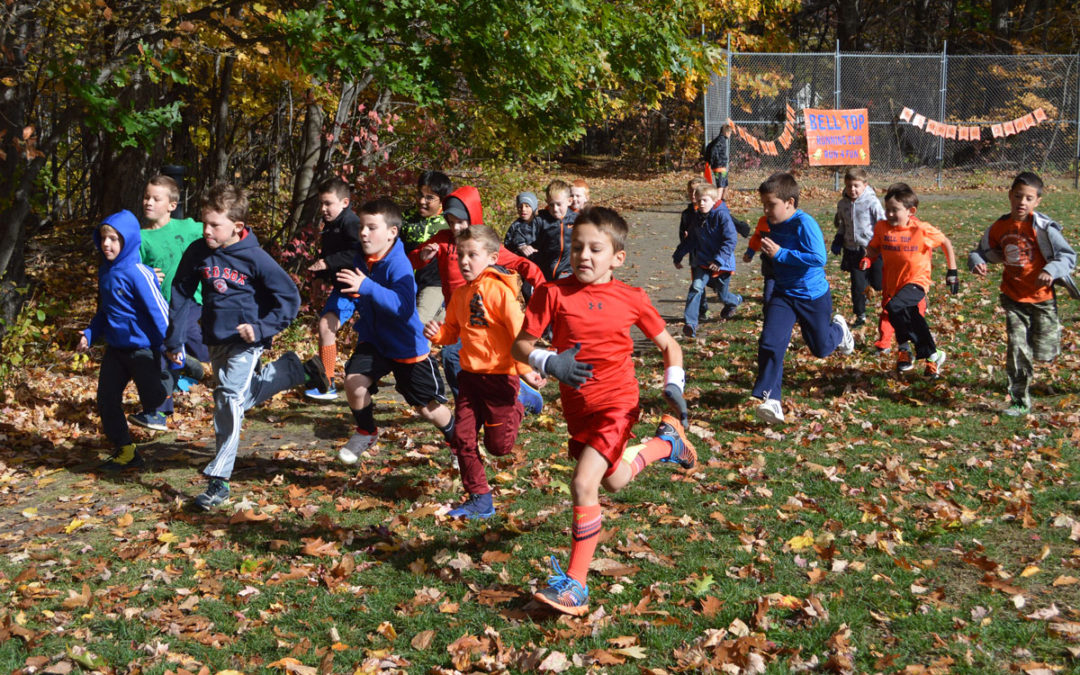 Pumpkin Race Schedule