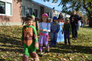 Green Meadow 2015 Halloween Parade