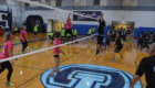 Faculty volleyball tournament