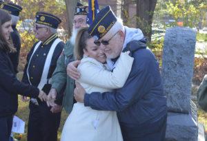 CHS veterans day ceremony