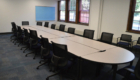 Renovated conference room at Genet