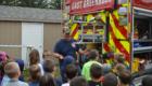 Fire prevention lesson