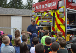 Fire prevention lesson