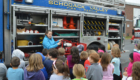 Fire prevention guest speaker