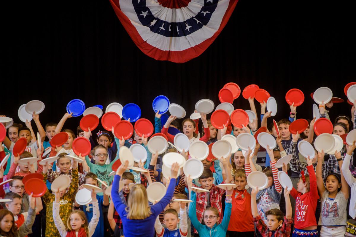 Veterans Day performance