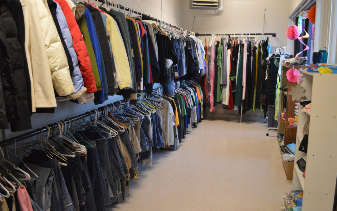 Basement Boutique Adds Inventory Thanks to Donations