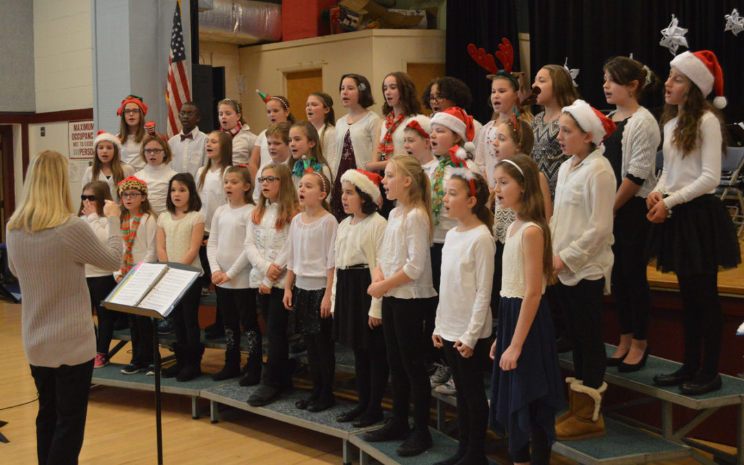 Red Mill Grade 4 Concert Merged with Grade 5 Concert on December 12