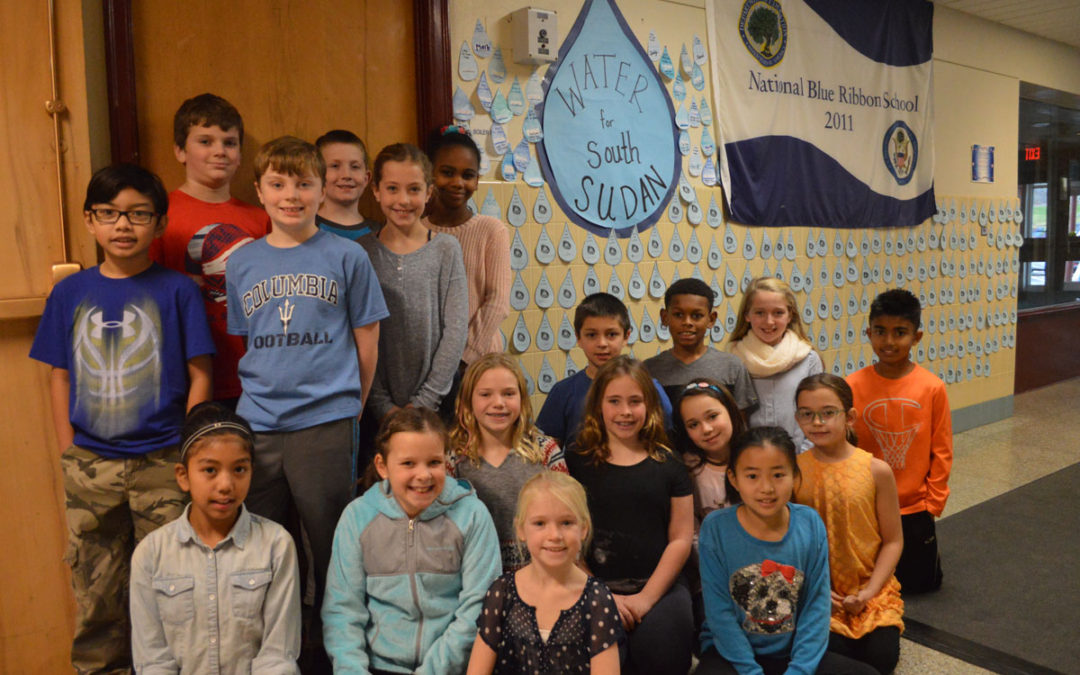 Book Inspires Students to Help Others