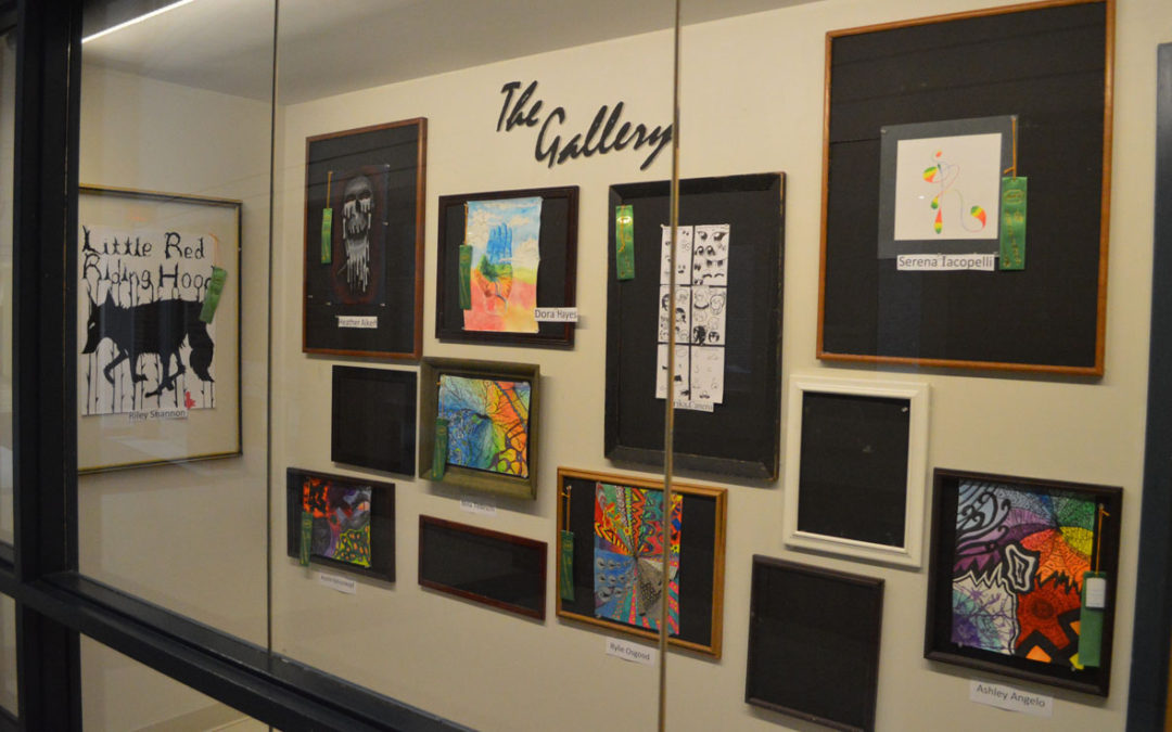 The Gallery Opens at Columbia