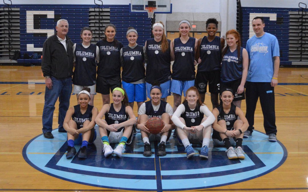 Columbia Girls Basketball Faces Shen in Sectional Semifinals