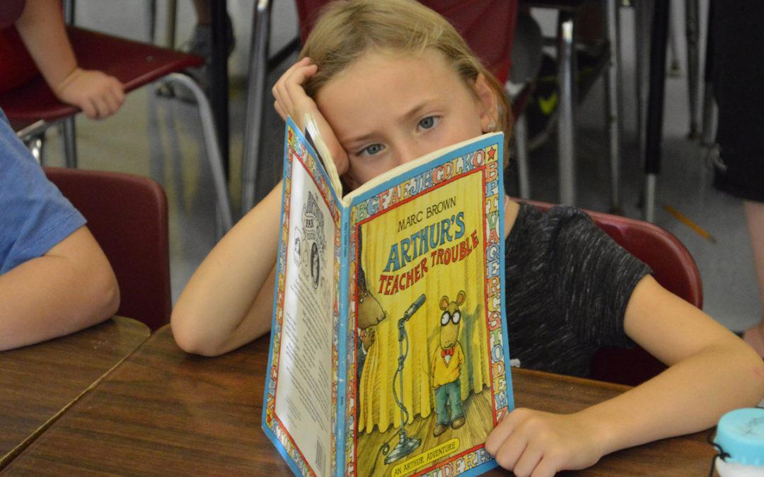DPS Summer Reading Program