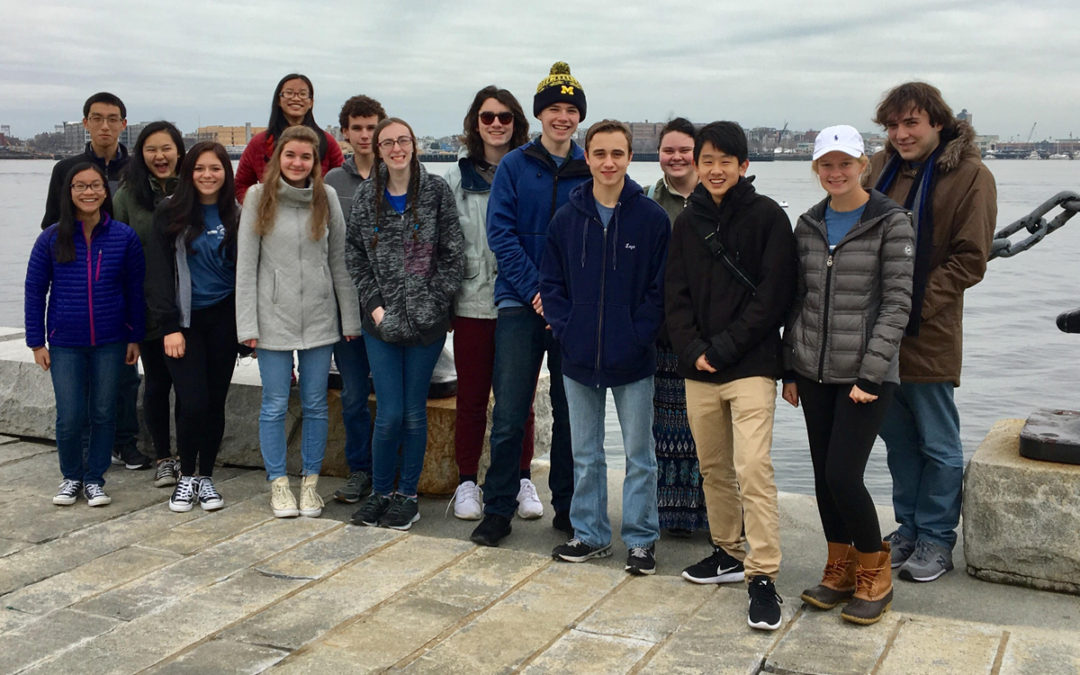 Columbia Science Olympiad Finishes 9th at MIT Invitational