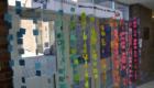 Black History Month post it notes display2