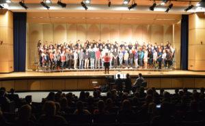 Columbia Chorus and Chamber Singers