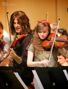 Orchestra Musicians Rock Out | East Greenbush CSD