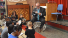 Bell Top Book Club Jim McHugh guest reader