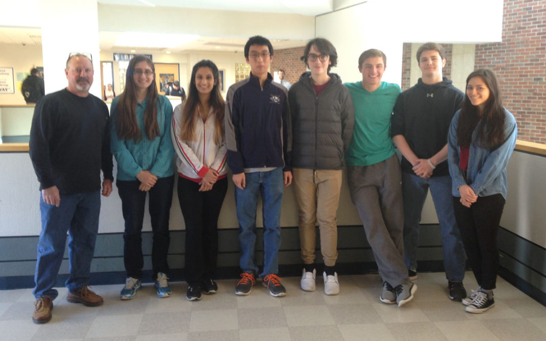 Two Columbia Students Qualify for National Chemistry Olympiad