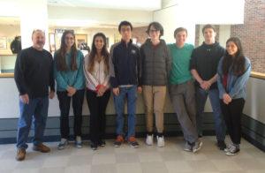 Chemistry Olympiad team