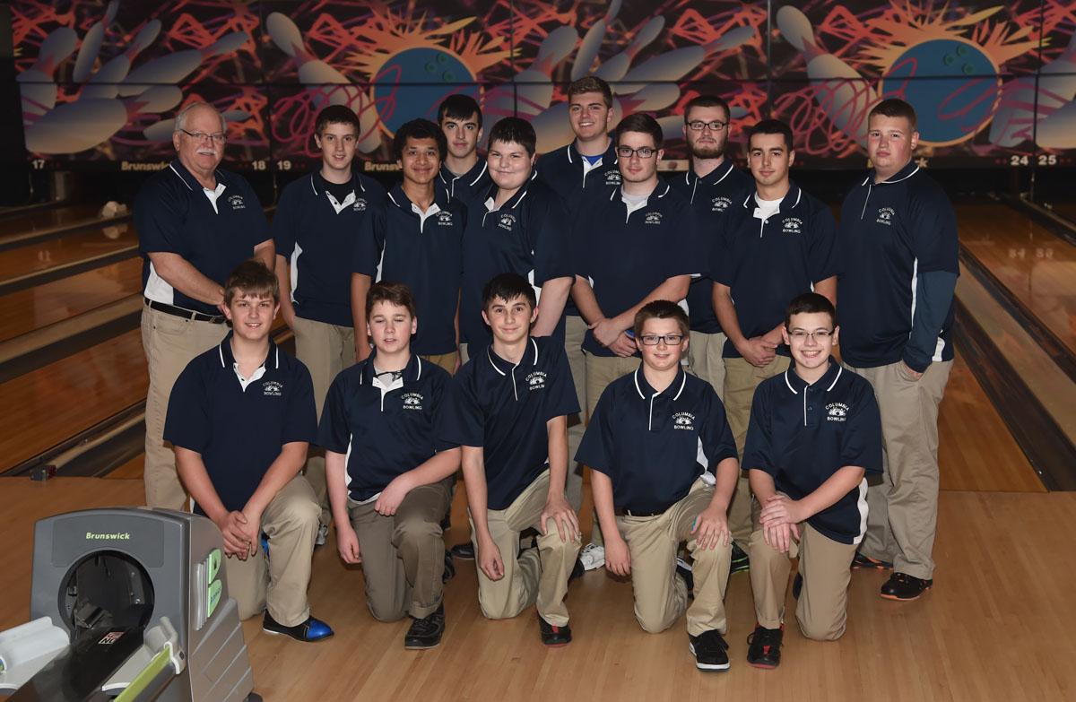 Columbia Boys' Bowling