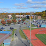 Columbia High School aerial