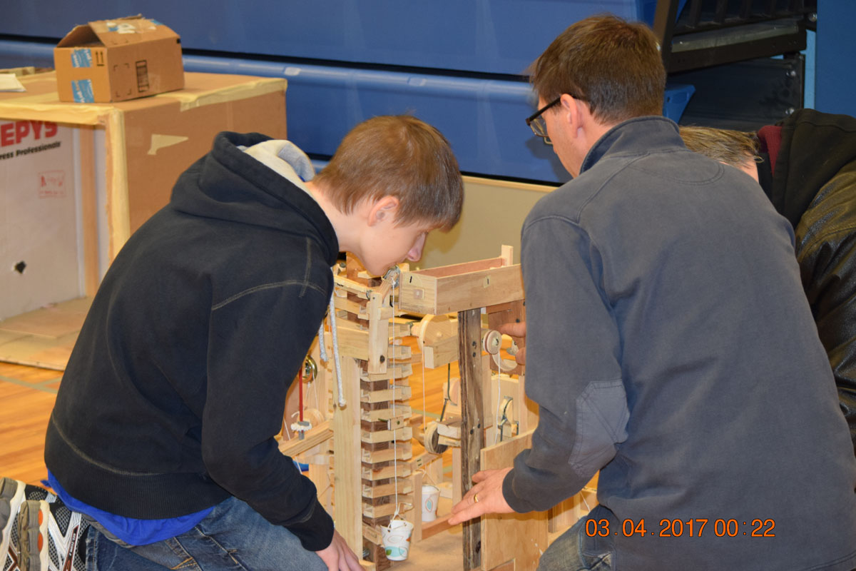 Goff Science Olympiad Team Places 1st in Capital District | East ...