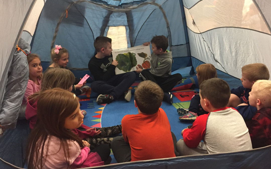 Literacy Fair Highlights Reading