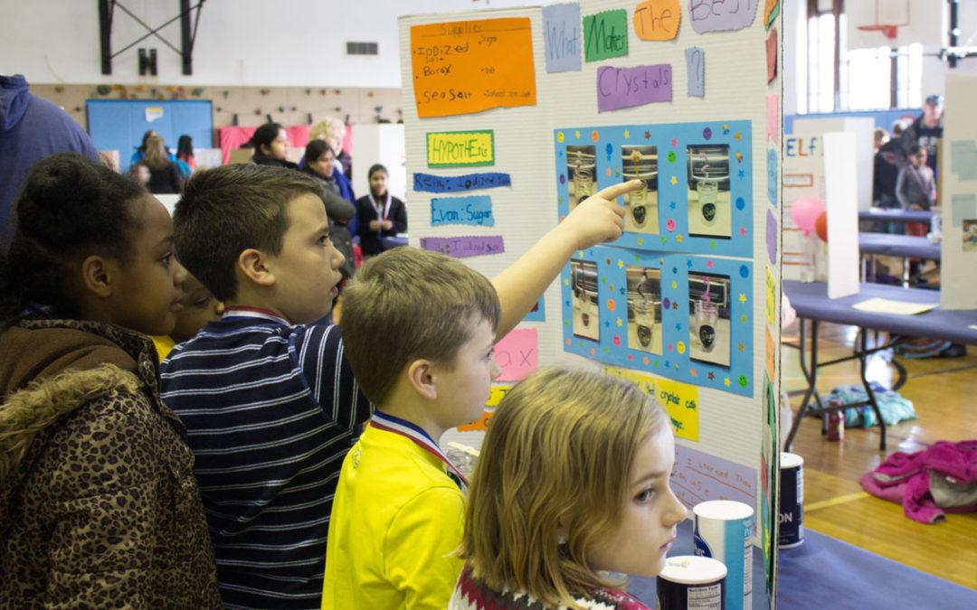 Genet STEM Fair Highlights Research