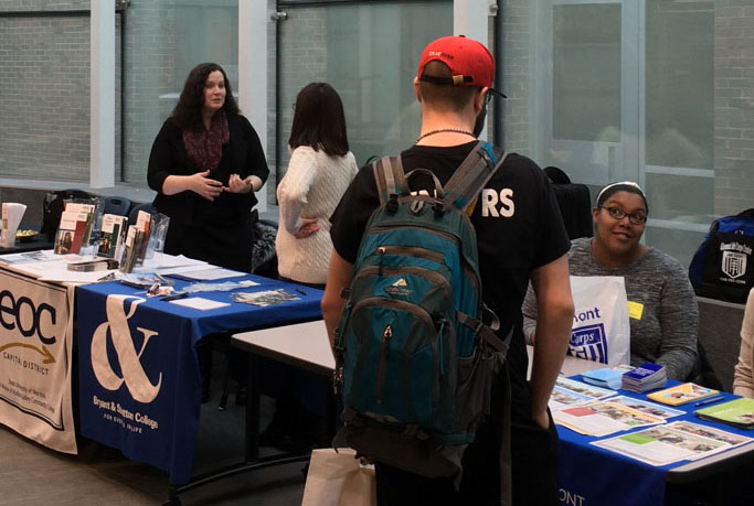 Columbia Hosts Non-Traditional College Fair