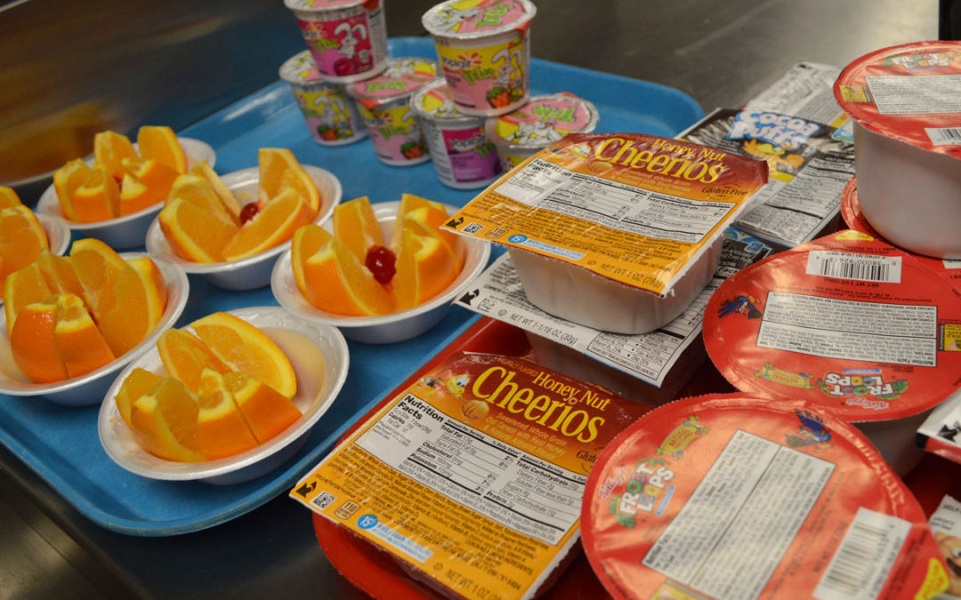 Make Your Mornings Easier with School Breakfast