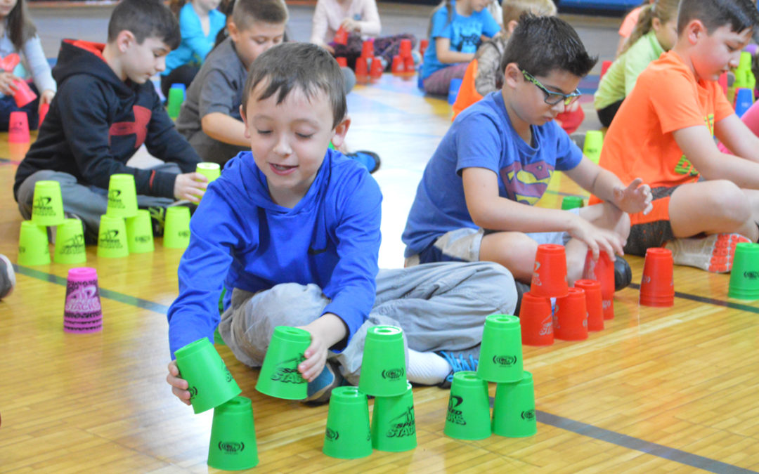 The Need for Speed in Sport Stacking